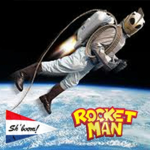 Rocket Man Cover
